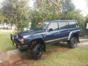 Ford Maverick Wagon GQ Nissan Patrol 6 inch lift SWAP OR SELL Greystanes Parramatta Area Preview