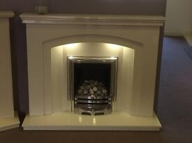 ***Selection of Fireplaces and Accessories - Ex Display***