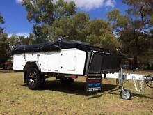 Luxury in the outback - DAKAR WALK UP Camper Trailer Meadowbrook Logan Area Preview