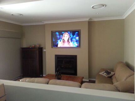 Antennas,  Network Cabling,  Satellite  & Theater Rooms