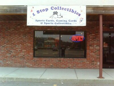 1 Stop Collectibles shop