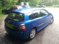 HONDA CIVIC 1.4 5DR 2005 MANUAL IN BLUE
