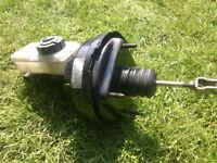Classic Mini Brake Master Cylinder / Servo Assembly