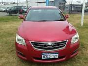 2007 TOYOTA AURION AT-X GSV40R 4D SEDAN  AUTO SEQUENTIAL Kenwick Gosnells Area Preview