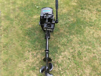 4HP Mercury Short Shaft Outboard motor
