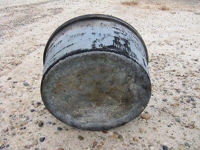 Smudge Pot 2 Tanks Used For Kerosene Diesel Heater
