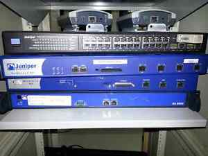 Cisco and juniper Network devices for sale