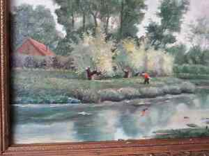 Painting oil on canvas Peterborough Peterborough Area image 3