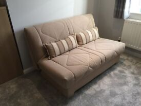 Full size (4'6 double) sofabed