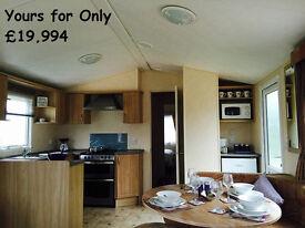 *Cheap Luxury Double Glazed Caravan Holiday Home for sale in Paignton-Torquay-Brixham-Devon-Riviera