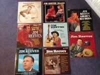 8 - Jim Reees LPs records