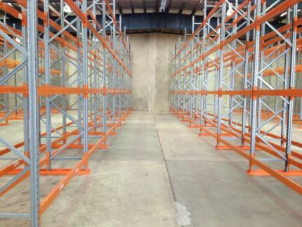 HUGE PALLET RACKING & SHELVING SALE Chipping Norton Liverpool Area Preview