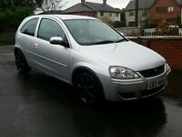 2005 VAUXHALL CORSA 1.0 - LONG MOT - P/X TRADE IN WELCOME