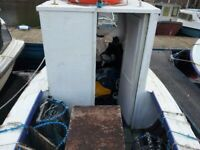 19ft PLEASURE FISHING/CREEL BOAT FOR SALE **REDUCED**