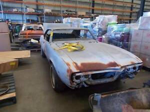 1968 Pontiac Firebird project Hume Queanbeyan Area Preview