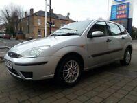 Ford Focus 1.6 LX, Fiesta, Vauxhall Corsa, Astra, Yaris, Smart, Citroen, Toyota, Air con