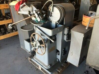 W.m. Sellers Company Drill Sharpenergrinder