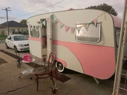 Vintage caravans for sale Adelaide CBD Adelaide City Preview