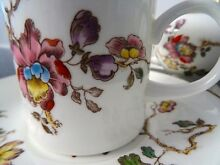 Wedgwood 'Swallow' demitasse cup/saucer set (2 settings) Forrest South Canberra Preview
