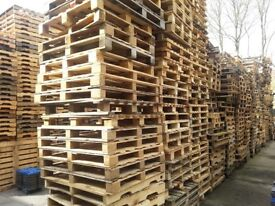 Pallets various sizes