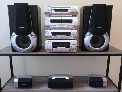 Technics Stereo System SH-EH760 Paid $2995 Quick Sale! $290!!!!!!