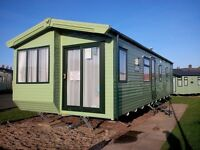 Willerby Granada in Seahouses Northumberland