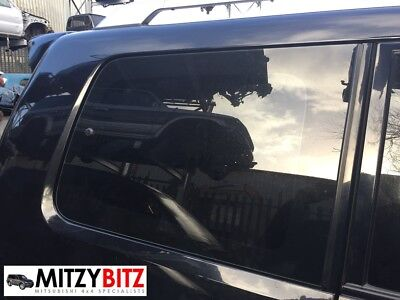 OSR RH REAR BOOT QTR WINDOW GLASS for MITSUBISHI SHOGUN MK4 LWB V98 2006-2016