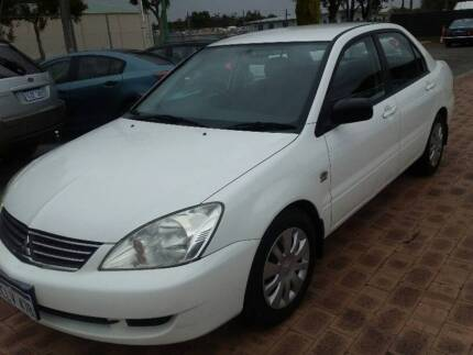 2007 MITSUBISHI LANCER ES CH MY07 4D SEDAN AUTOMATIC Kenwick Gosnells Area Preview