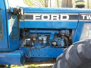 Rebuilt Ford 401 Engine