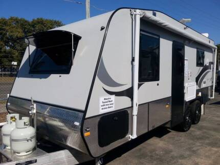 **NEW - GOLDSTAR 21' CARAVAN WITH SHOWER AND TOILET - NEW** Bellevue Swan Area Preview