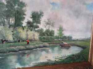 Painting oil on canvas Peterborough Peterborough Area image 4