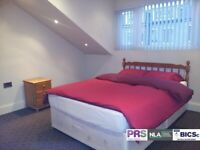 Fully furnished room available in a great City Centre location (BD8) house share.