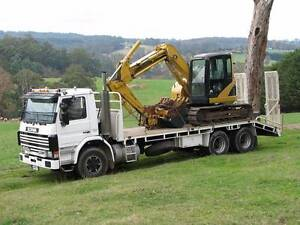 REPZ Contracting - Machinery & Equipment Cartage Warragul Baw Baw Area Preview