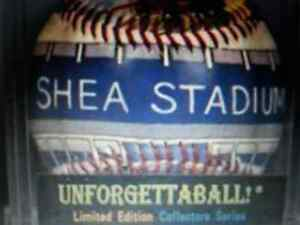 Shea Stadium unforgettaball Collectable