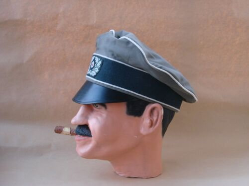 Wehrmacht Summer(Cotton Cloth) M34 Crusher Visor Cap