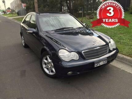 Mercedes-Benz C240 2001*** 36 months Warranty&RWC&STAMP DUTY®O