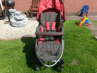 Hauck Appolo Travel system (Excon)