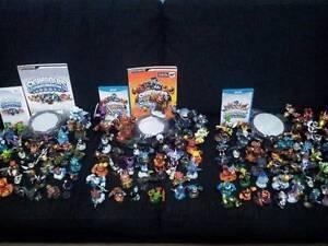 Massive Skylanders Bundle Spyro / Giants / Swap Force - Wii / U Elizabeth Vale Playford Area Preview