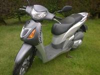 Honda SH125 - Excellent Condition