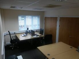 Office Share Available In Bright & Airy Office Near Pampisford / Granta Park South Cambridge