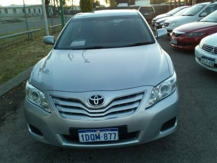 2011 TOYOTA CAMRY ALTISE ACV40R 09 UPGRADE auto Kenwick Gosnells Area Preview