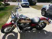 Cruiser - Honda Shadow 750