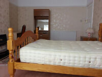 Fully Furnished Double Room Available In Luxurious house with Spacious Garden