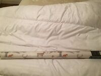 NEW UNOPENED 3ft Black Out Roller Blind from Dunelm Quality Fabric