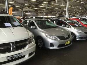 Rent car in a cheap rate at Revesby