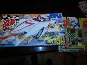 Speed Racer Mach 5 play set , action figure