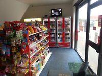 Convienance shop(corner shop)