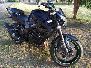 Suzuki GSR750 Black with Extras Blackstone Heights Meander Valley Preview