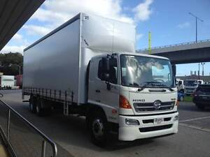 Hino FL 2628-500 Series Curtainsider Regency Park Port Adelaide Area Preview