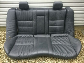 Leather Seats - Would Make A Great Man Cave Sofa!